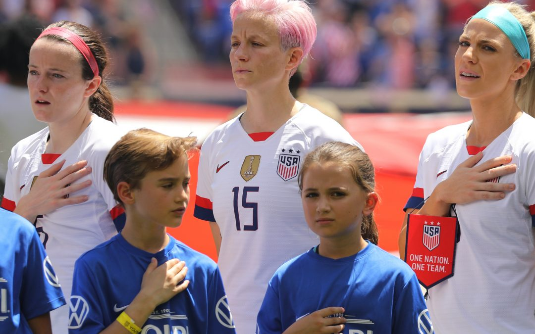 US Women's Soccer Team Surprised by Equal Pay Ruling