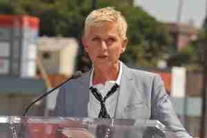 Ellen Degeneres talks about sexual harassment