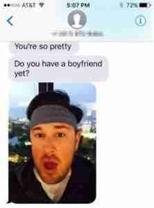 Jared Porter Harassment Selfie ESPN
