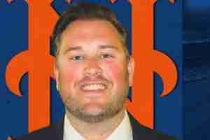 Jared Porter NY Mets