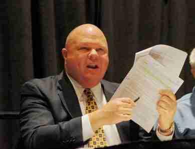 Gary Logolbo Orange County DA Supervisor