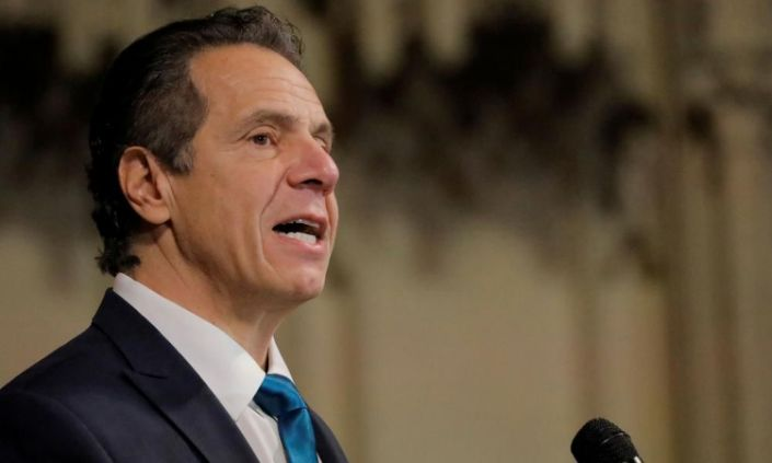 New York Governor Accused of Sexual Abuse