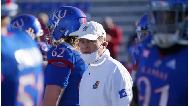 As Sexual Harassment Allegations Surface at LSU, Les Miles and Kansas Part Company